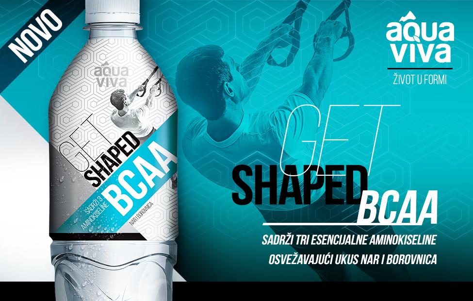 Aqua Viva GET SHAPED BCAA