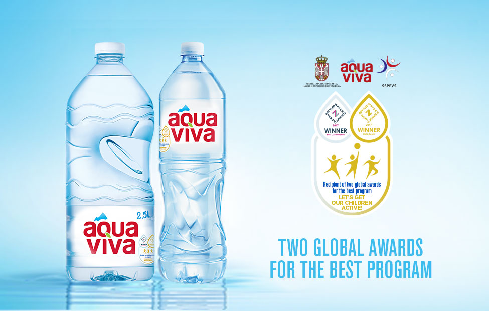 Two global awards for the best program